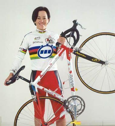 Mari Holden Cyclist www.cyclingnews.com ph...