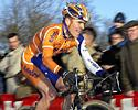 (Click for larger image) Bart Aernouts (Rabobank) finished top five today