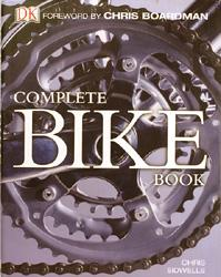(Click for larger image)  - The Complete Bike Book  - could be just the thing for a beginning cyclist this Christmas.
