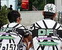 (Click for larger image) The DFL-Cyclingnews-Litespeed boys  take a breather.