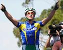 (Click for larger image) Mark Renshaw won the elite race