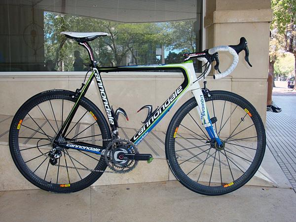 Cannondale Supersix Hi-Mod Ultimate SRM