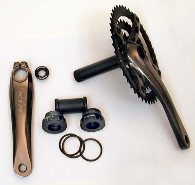 SHIMANO XTR RIGHT HAND CUP WITH BEARING FC-M960 NEW