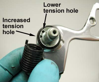 Note tension hole